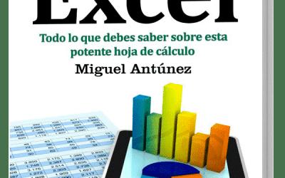 Ya está disponible el «GuíaBurros: Excel», de Miguel Antúnez