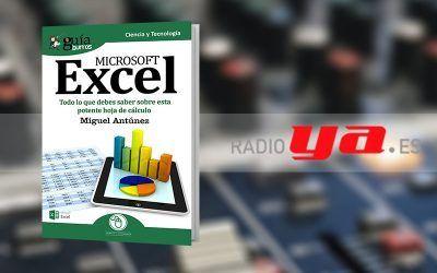 Miguel Antúnez con su «GuíaBurros:Excel» en «Colaborum», en RadioYa
