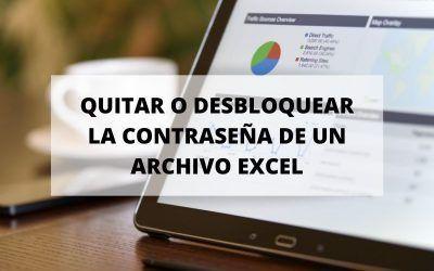 Descubre cómo quitar o desbloquear la contraseña de un archivo Excel